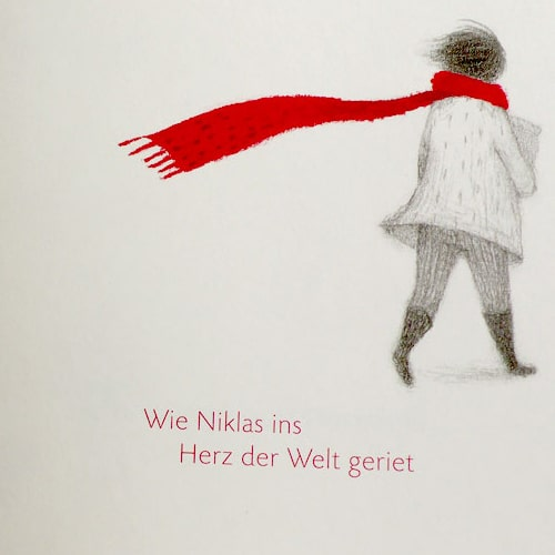 Scobel, »Niklas«, Detail