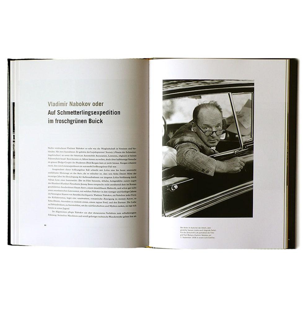 Geyersbach, »Schriftsteller und ihre Automobile«