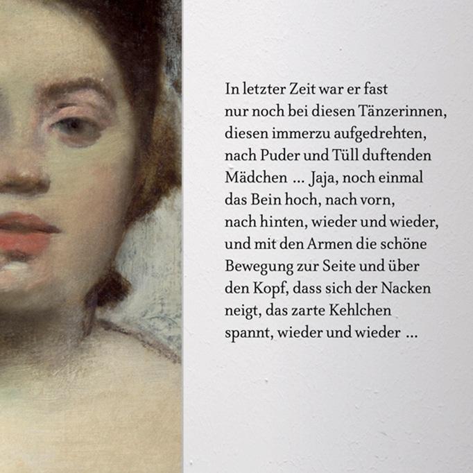 Traber / Schulze, »Kunstgeschichten«, Detail