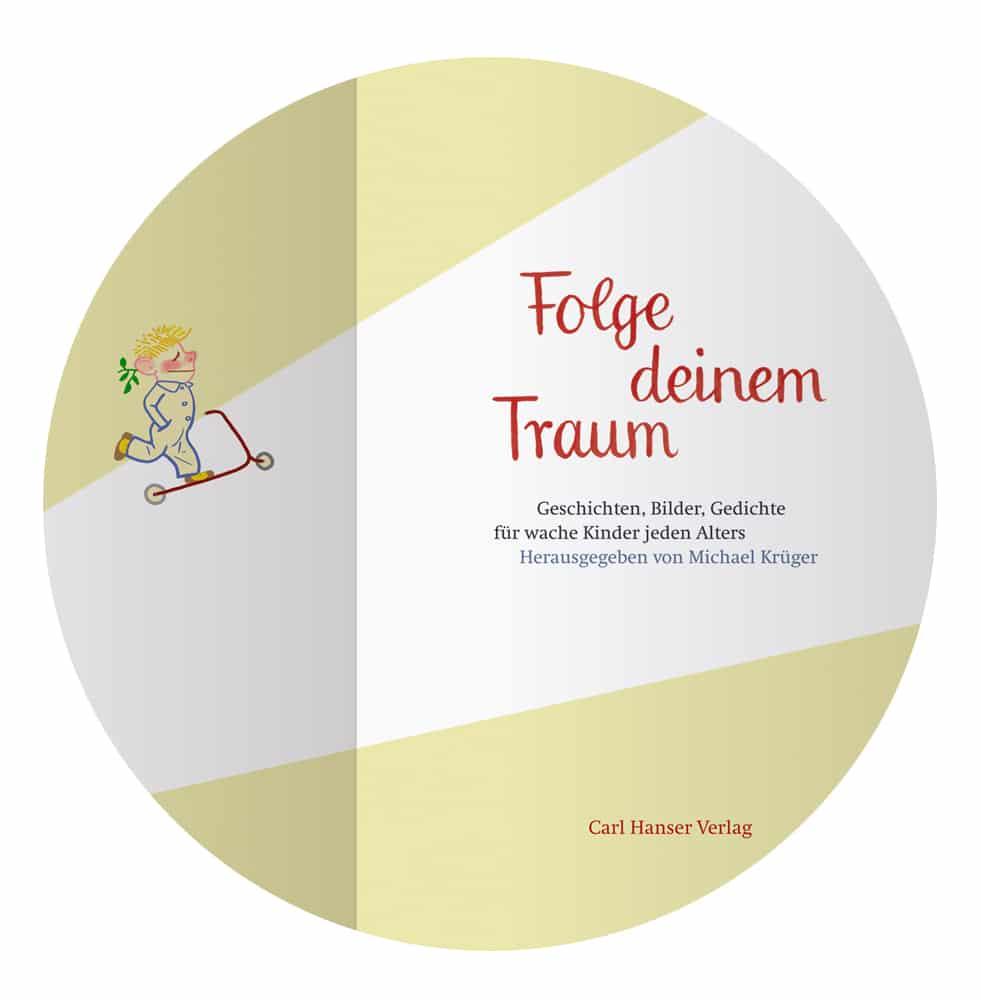 Krüger, »Folge deinem Traum«, Detail